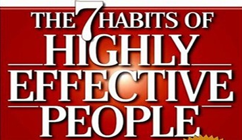 Book review of seven habits of highly effective people.
